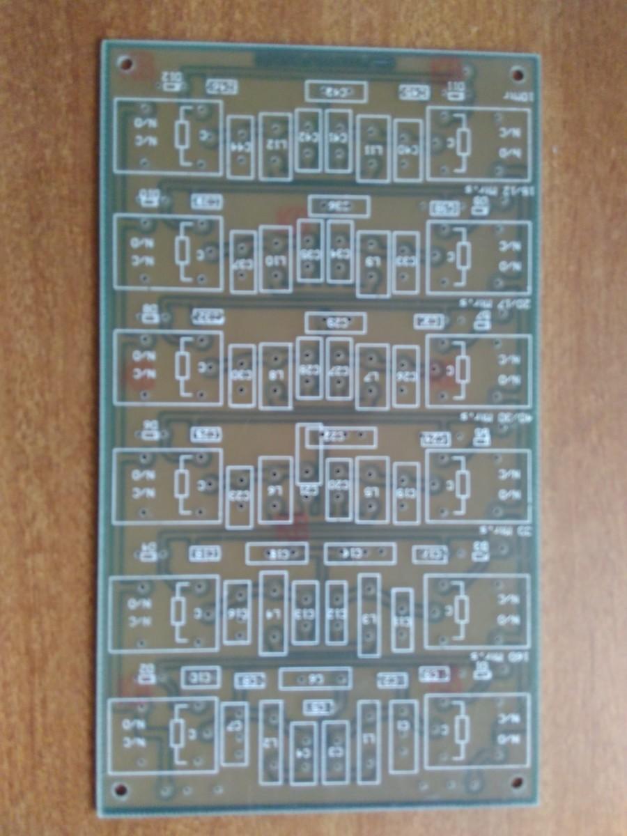 Single Op Amp Bandpass Filter