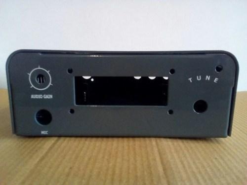 Universal Case Bitx 40 Grey