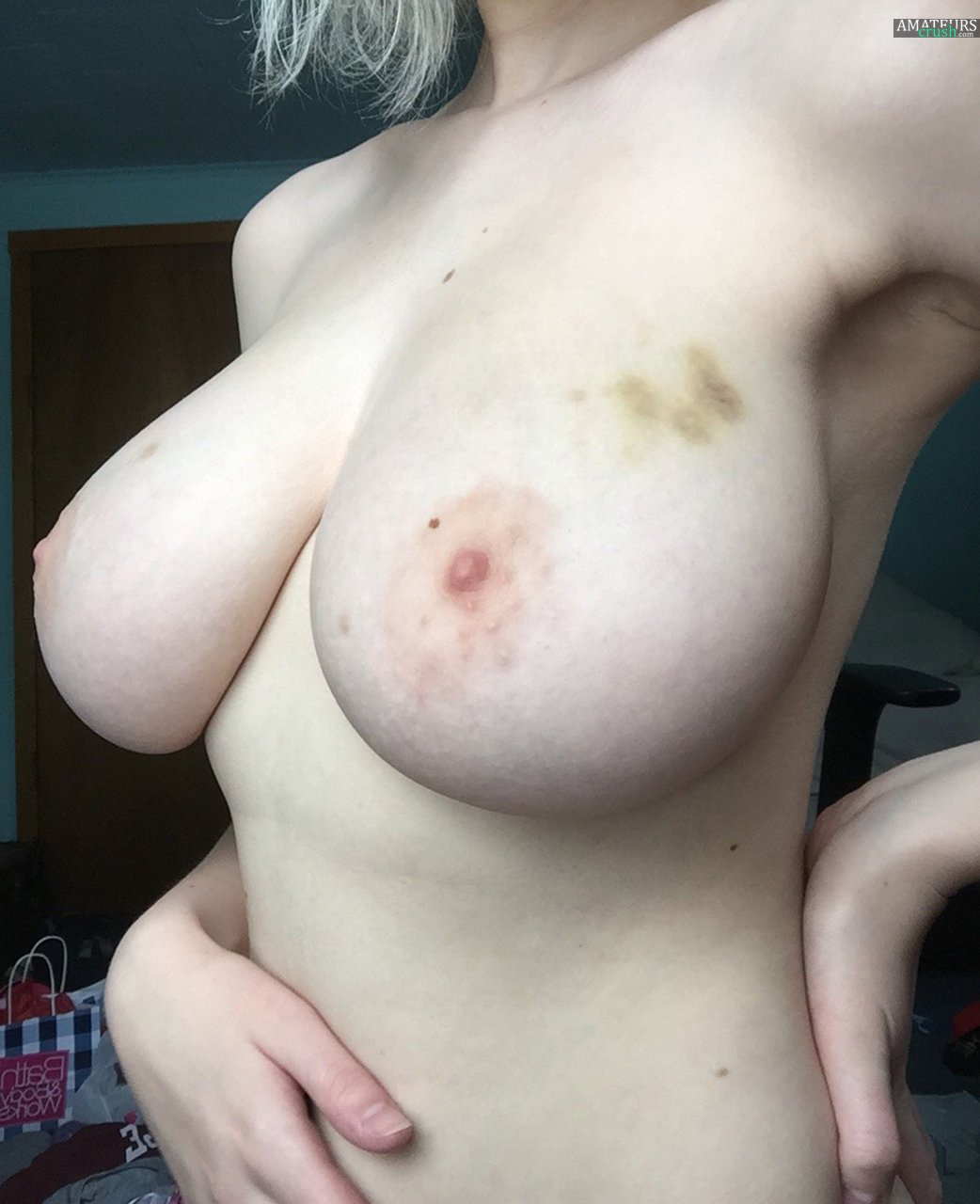 big boob blondes tumblr