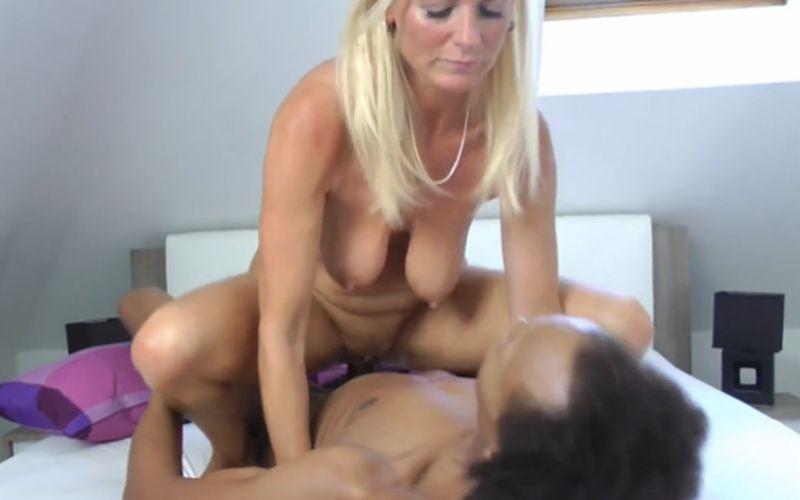 Grote kont blonde tiener porno