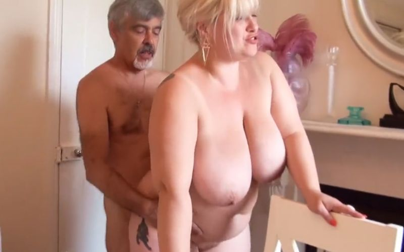 Witte BBW porn pics