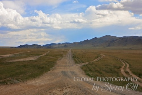 Mongolia - wide open spaces