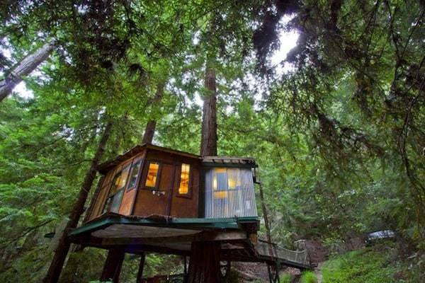 10 Great Treehouse Hotels  Amateur Traveler Travel Podcast