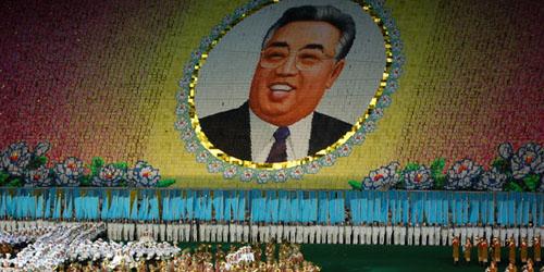 north korea mass participation games