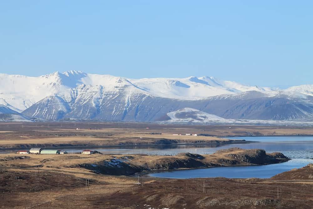 Helgafell, Iceland