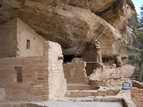 2014May - Mesa Verde NP (CO) - Spruce Tree House 1