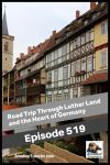 Road Trip Through Luther Land and the Heart of Germany - Amateur Traveler Episode 519