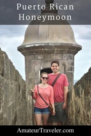 Puerto Rican Honeymoon Itinerary and Hotels