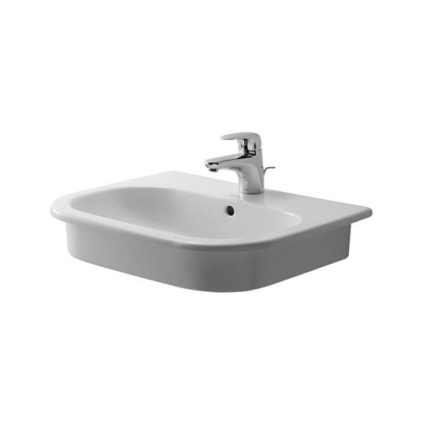 duravit 0337540000 vanity basin