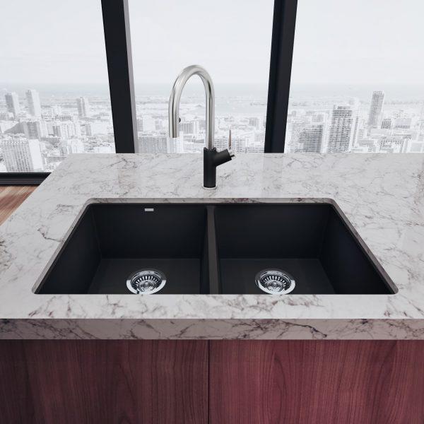 https amaticanada com product blanco 400580 precis u 2 undermount kitchen sink