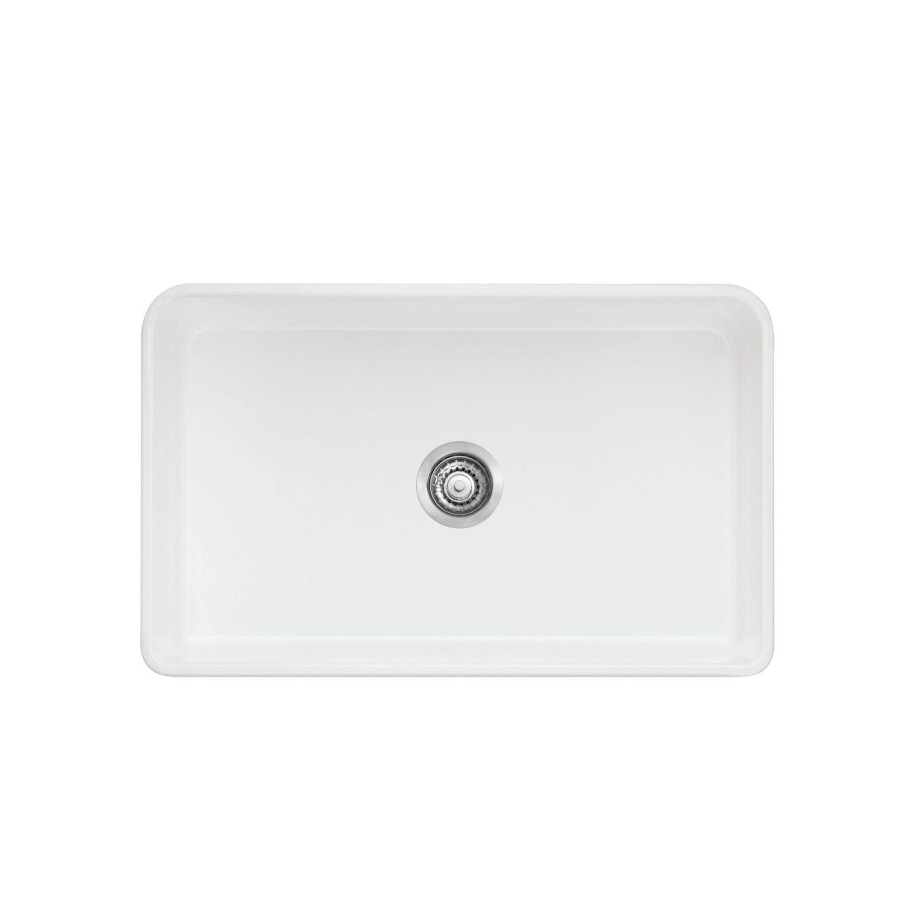 blanco 401428 cerana ceramic fireclay farmhouse kitchen sink