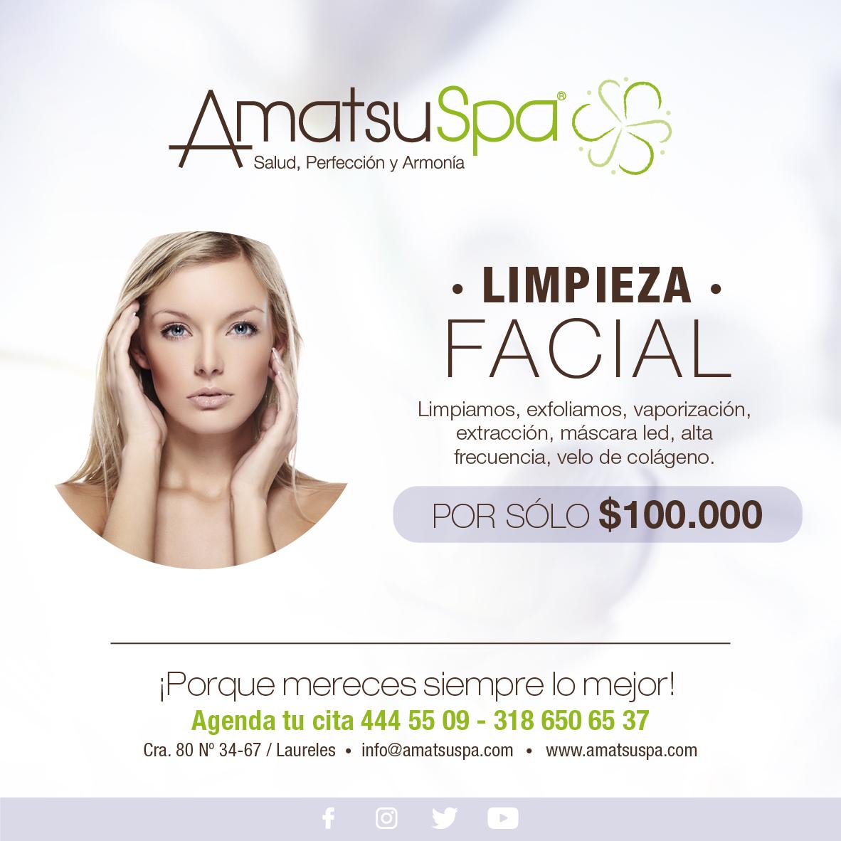 Limpieza Facial Medellín
