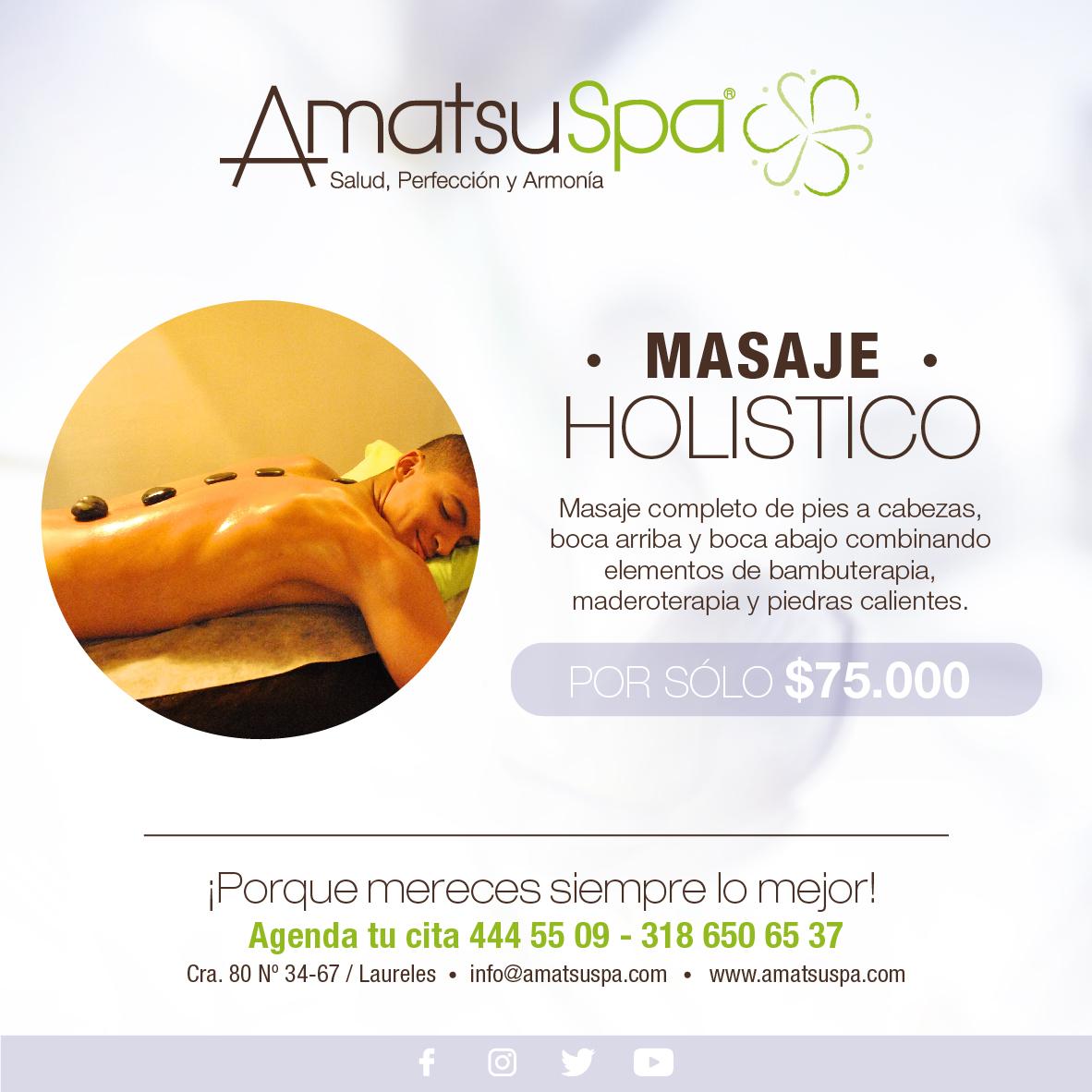 Los mejores masajes Medellín