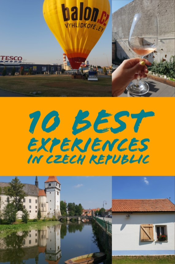 10 best experiences in Czech Republic - wine, cycling and more