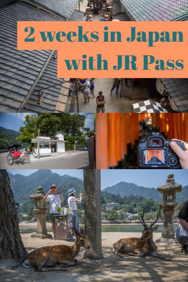 2 weeks in Japan with JR Pass