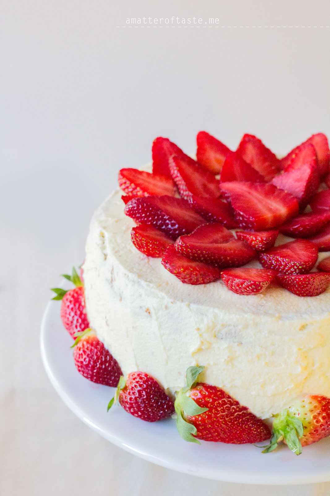 very strawberry torte recipe