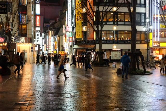 Day 1 Tokyo Japan shinjuku