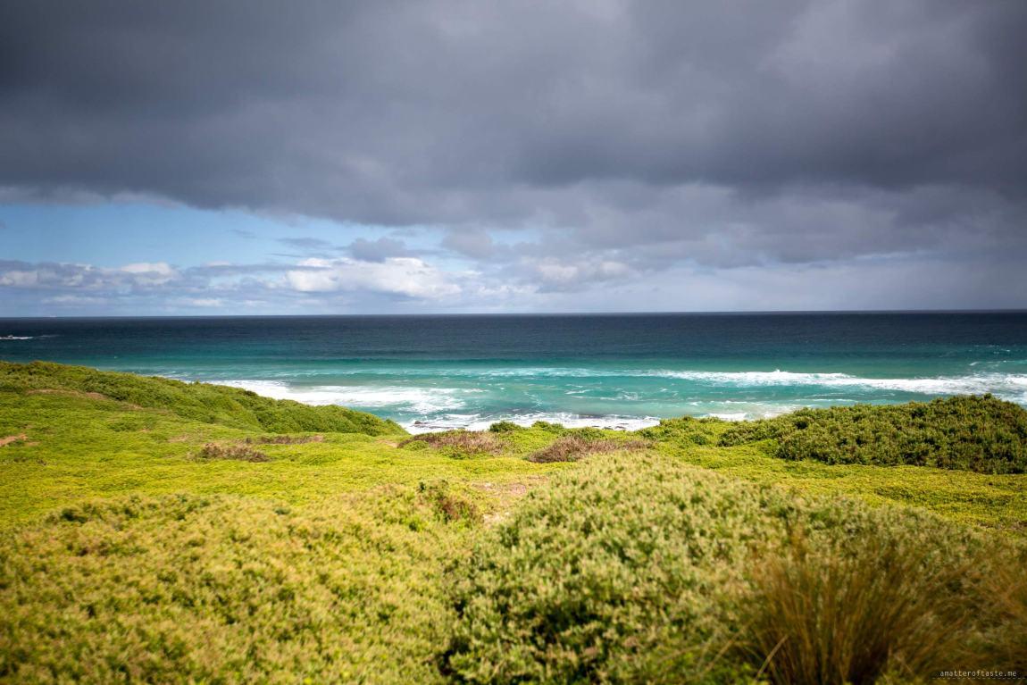 Phillip Island with Stoneleigh Wines