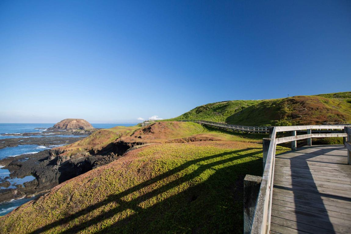 Phillip Island with Stoneleigh Wines