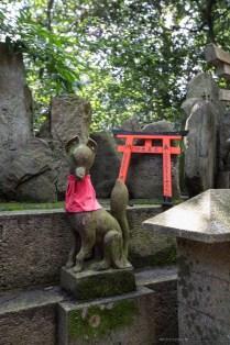 Fushimi Inari Shrine Kyoto red torii gates