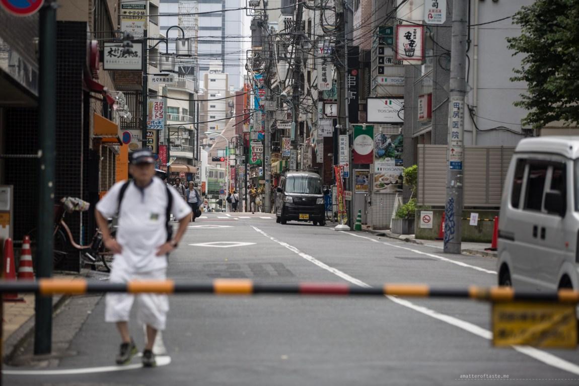 Tokyo street people