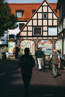 Bamberg Germany road trip stop