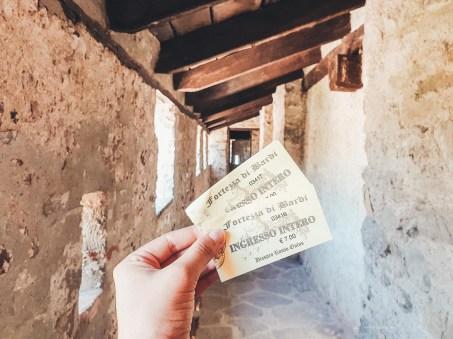 Bardi Castle tickets 2019