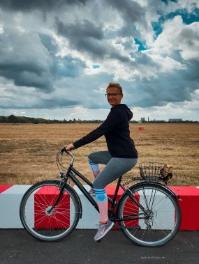 Berlin bikes airport