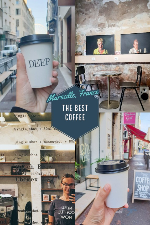 Best coffee in Marseille - looking for the perfect flat white