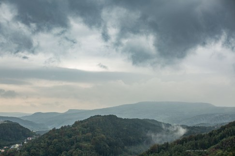 Bohemian Switzerland Northern Hikes day trip from Prague views