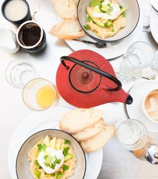 Cafe Pilat brno breakfast