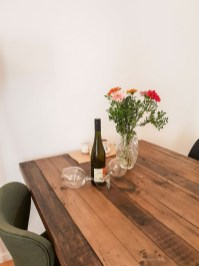 Friedrichshain Berlin apartment table