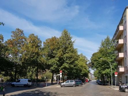 Friedrichshain Berlin greenery