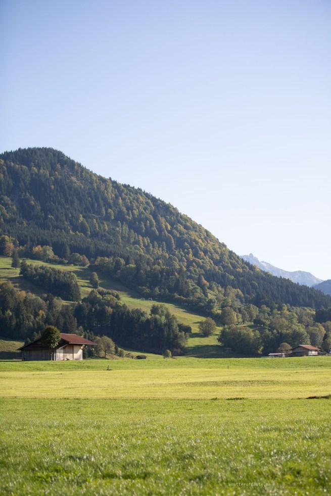 Helga Greta dirndl German road trip Bavaria serene