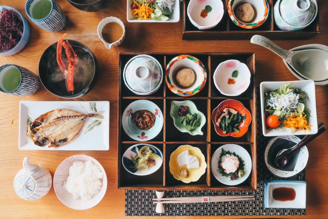 A matter of taste travel with attention to food for Authentic japanese cuisine
