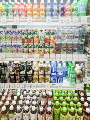 KL shopping drinks