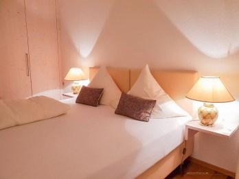Lindau Hotel Spiegel Garni suite bedroom