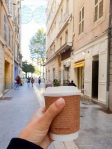 Loustic Marseille coffee flat white