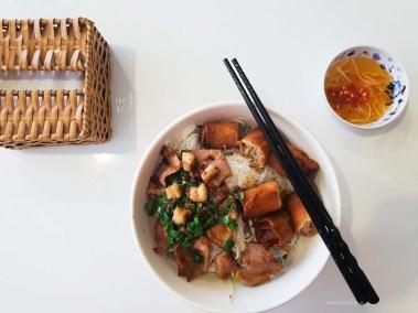 Melbourne Cafe HCMC food