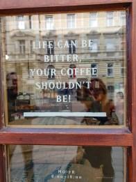 Munich coffee quote