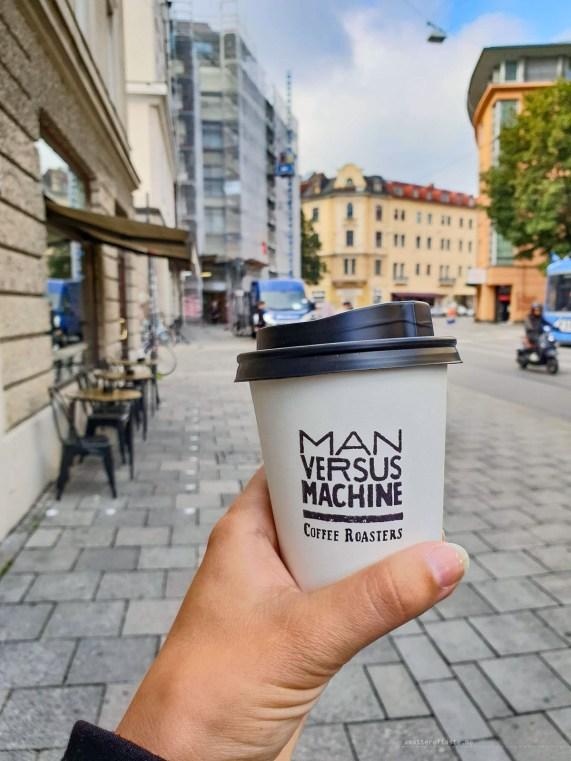 Munich coffee take away