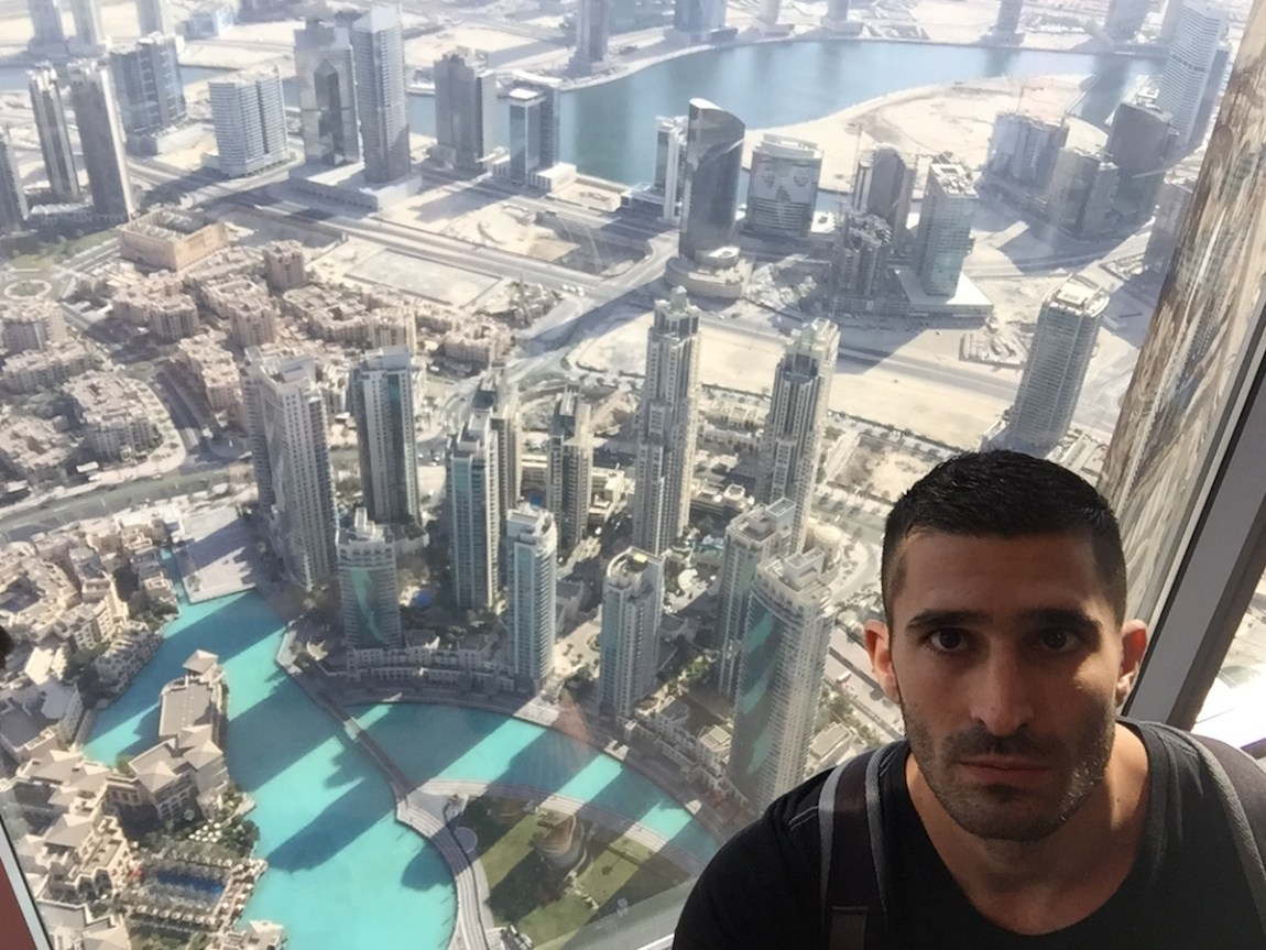 Nomadic Boys Stefan Burj Khalifa Dubai1
