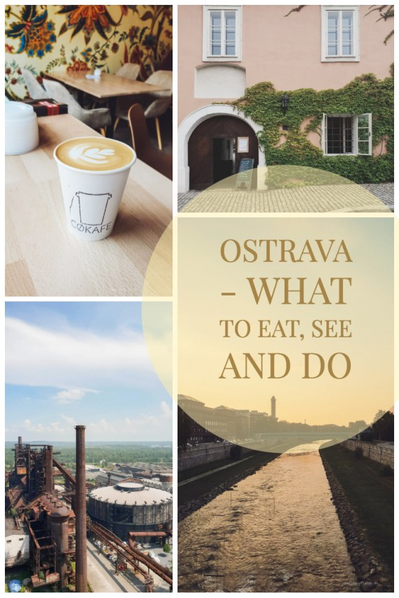 Ostrava Czech Republic - what to eat see and do