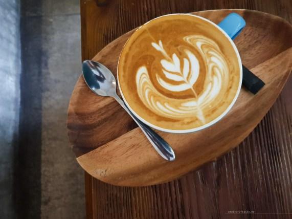 Saigon Coffee Roasters HCMC flat white