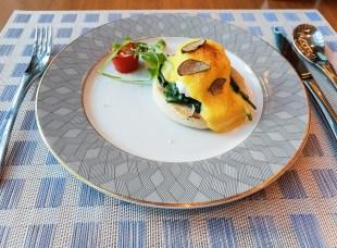 Sofitel Kuala Lumpur Damansara club millesime breakfast truffle