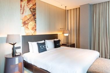 Sofitel Kuala Lumpur Damansara junior suite bed top