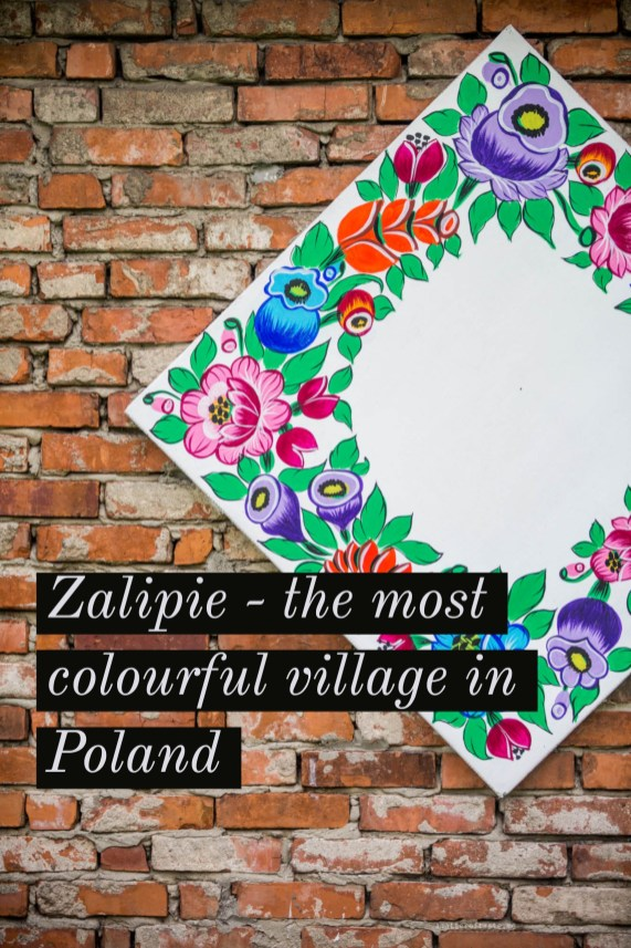 The most colourful village in Poland - Zalipie