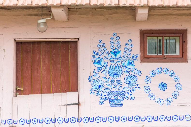 Zalipie-the most colourful village in Poland -13