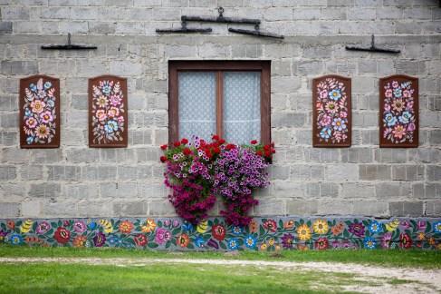 Zalipie-the most colourful village in Poland -3