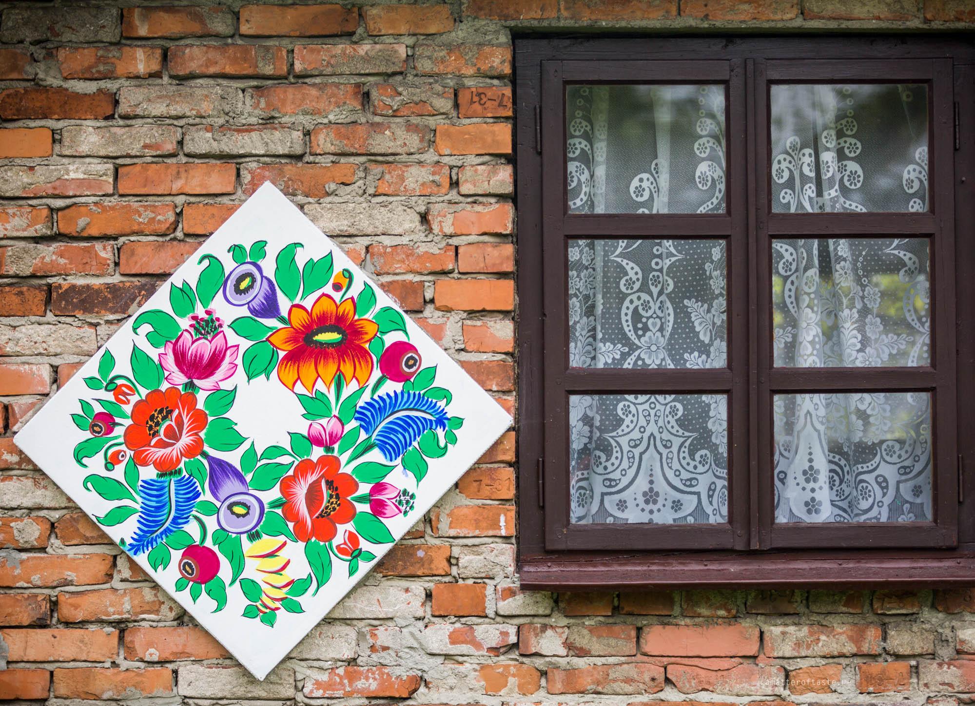 Zalipie-the most colourful village in Poland -5
